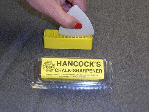 Chalk Sharpener