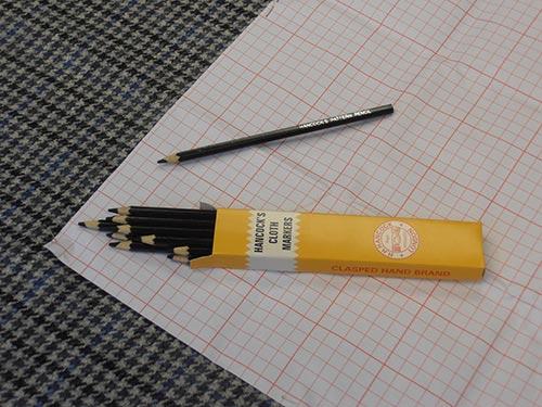 Pattern Pencil